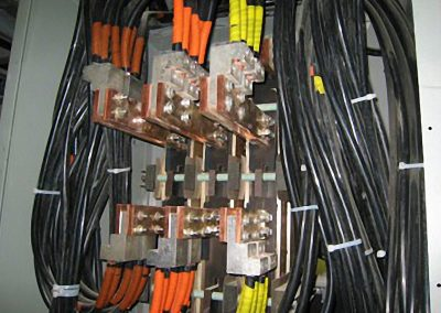 Sectionalizing Switches Installed